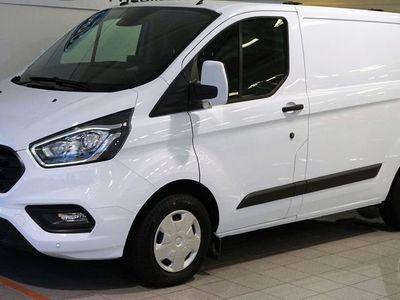 begagnad Ford Custom 2.0 105hk Manuell L1