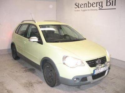 begagnad VW Polo Cross Polo 2006