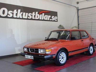 usata Saab 99 GL 2.0 100hk 5 vxl -82