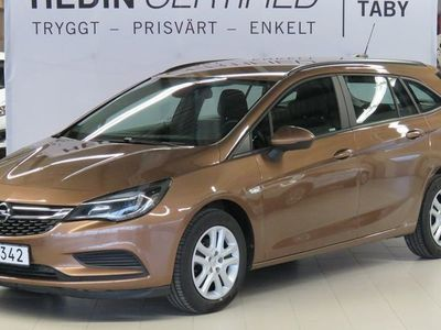 used Opel Astra 125hk 1.4T