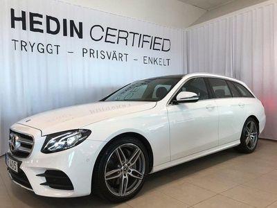 begagnad Mercedes E200 AMG SKY PANORAMA LEASEB