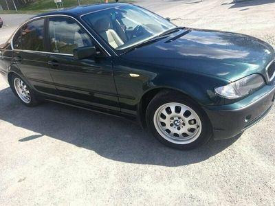 begagnad BMW 320 I LIM