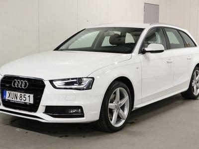 brugt Audi A4 AVANT 2.0 TDI 150HK q