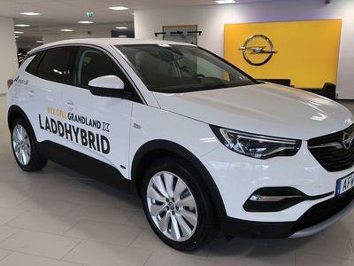 begagnad Opel Grandland X Innovation Plug - In Hybrid AWD 300HK