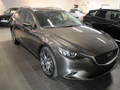 begagnad Mazda 6 6 Wagon 2.5 192 hkaut Optimum