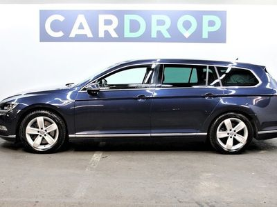 begagnad VW Passat Variant 2.0 TDI SCR BlueMotion 4Motion DSG Sekventiell R-line, E