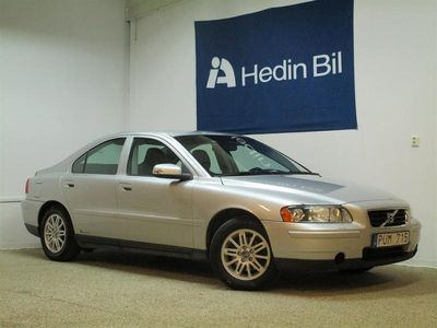 begagnad Volvo S60 2,4D 163HK