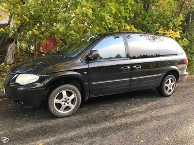 begagnad Chrysler Grand Voyager 7-Sits 2.8 CRD Stow&Go -06
