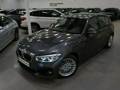 begagnad BMW 118 d xDrive M-Sport LED M Sportchassi