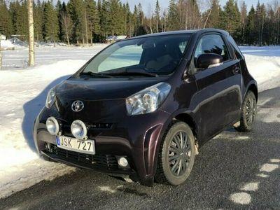 begagnad Toyota iQ IQ 1.0 MAN IQ2