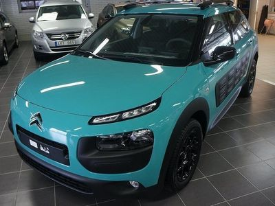 begagnad Citroën C4 Cactus PT82 Happy Edition 2016, Halvkombi 149 900 kr