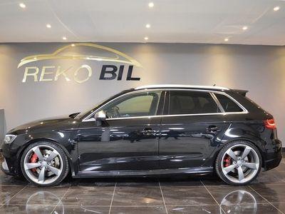 begagnad Audi RS3 2.5 Quattro B&O Panorama Läder 2016, Halvkombi 399 900 kr