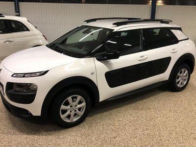 begagnad Citroën C4 Cactus Såld Tack Maria 2016, Halvkombi 88 888 kr