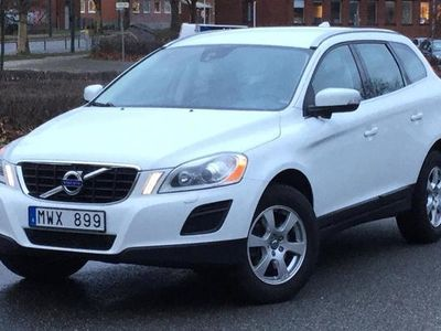 brugt Volvo XC60 D5 AWD 2013, SUV 153 500 kr - 176 500 kr