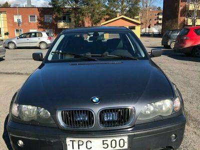 begagnad BMW 316 I LIMOUSINE