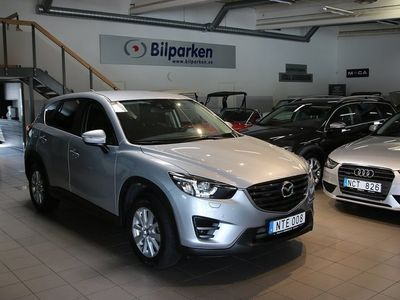begagnad Mazda CX-5 2.2 SKYACTIV-D AWD Euro 6 150hk -15