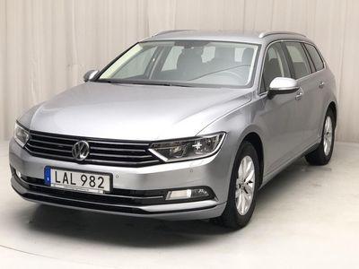 begagnad VW Passat Variant 1.4 TSI Sportscombi (150hk)