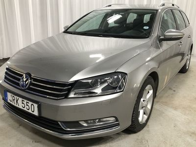gebraucht VW Passat VARIANT 2.0 TDI BlueMotion Technology 4Motion (140hk)