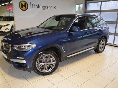 begagnad BMW X3 xDrive20d xDrive 20d / xLine / Adpt Fartållare / Panorama