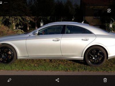 begagnad Mercedes CLS350 CGI -07
