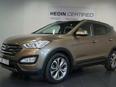 begagnad Hyundai Santa Fe 2.2 CRDi 4WD 2014, SUV Pris 159 900 kr