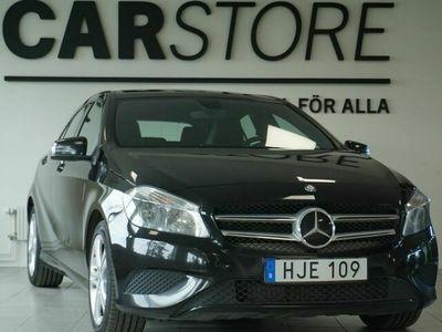 begagnad Mercedes A180 - Benz A -Blueeffiency 122hk Svensksåld