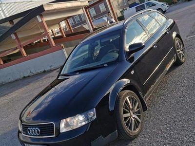 begagnad Audi A4 1,8t quattro