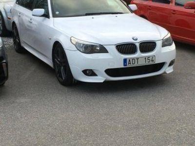 begagnad BMW 535 D M-sport -07