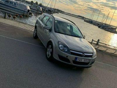 begagnad Opel Astra 6 Automat