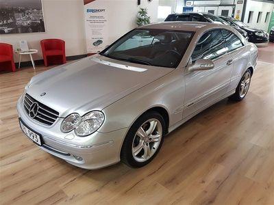 begagnad Mercedes CLK320 Avantgarde Designo
