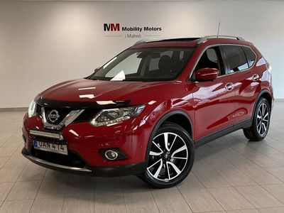 begagnad Nissan X-Trail DCI 130 ACENTA VISION PACK TECH PACK