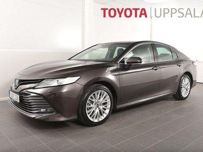 begagnad Toyota Camry 2,5 Elhybrid Executive