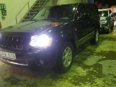 begagnad Jeep Grand Cherokee limited -08