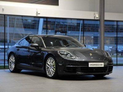 begagnad Porsche Panamera 4 E-Hybrid, Burmester, Led-M