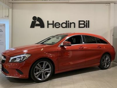 begagnad Mercedes CLA200 Shooting Brake D 4MATIC