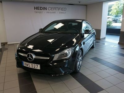 begagnad Mercedes CLA250 Coupé