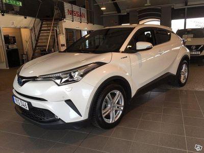 begagnad Toyota C-HR Elhybrid Executive -16