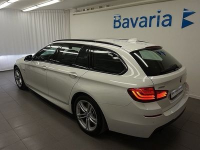 begagnad BMW 530 d xDrive Touring Automat
