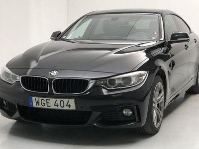 begagnad BMW 430 Gran Coupé 4-serien i xDrive F36
