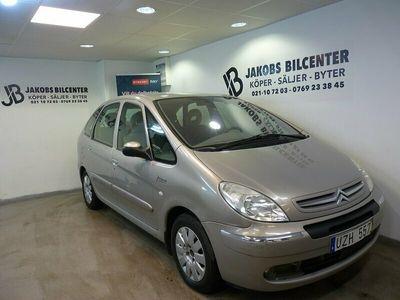 begagnad Citroën Xsara Picasso 1.8 115hk, Besiktigad