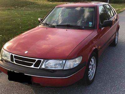 begagnad Saab 900 2.3l se