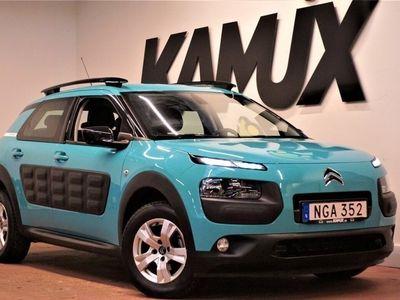 begagnad Citroën C4 Cactus 1.2 PureTech Happy Ed S&V-Hjul (82hk)