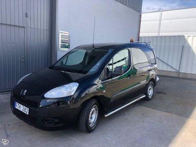 used Peugeot Partner Van 1.6 HDi 114hk