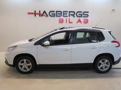 gebraucht Peugeot 2008 1.2 VTi Active, Ny Serv/Bes, 1 Ägare, Euro 6