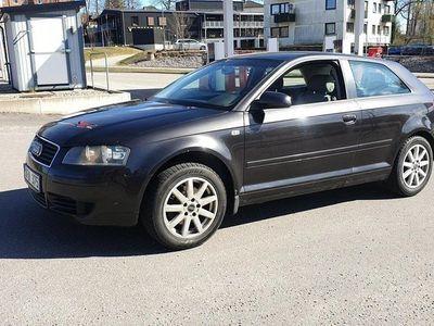 begagnad Audi A3 1.6 nybesiktad