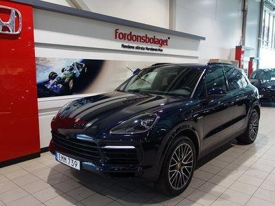 begagnad Porsche Cayenne E-Hybrid 462HK Svensksåld