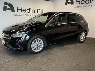 begagnad Mercedes B200 Automat Advantage paket 163hk