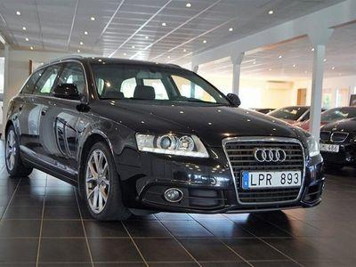 begagnad Audi A6 Avant 2.0 TDI Auto Sport, Proline, Business Edition 2011, Personbil 79 900 kr
