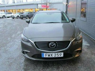 begagnad Mazda 6 62.2 DE Kombi 2017, Kombi Pris 219 000 kr