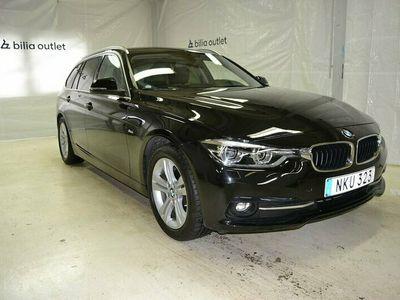 begagnad BMW 320 d xDrive Sport Line Navi Drag Hi-Fi 190hk